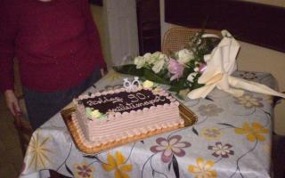 Ilonka néni 90-ik születésnapja - Proslava 90-tog rodendana Tetka Ilonke